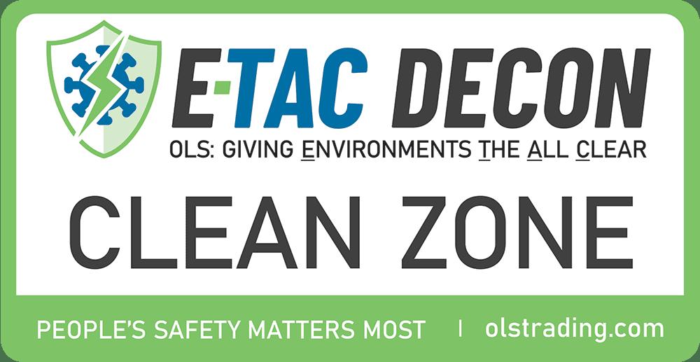 E-TAC-sticker